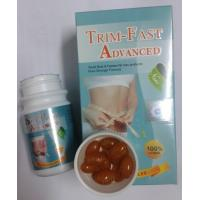 Natural Efficient Trim Fast Slimming Capsule , Safe Weight Loss Softgel Manufactures