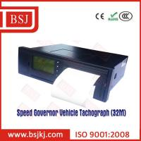 Wholesale Speed governor vehicle tachograph with LCD screen, IC Card & Printer A8 from china suppliers