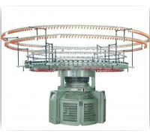 Buy cheap 5.5KW Auto Striper Circular Knitting Machine , 2.5T Single Jersey Knitting Machine from wholesalers