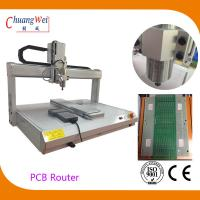 50000r/s Single Table TAB PCB Separator with 0.1mm Routing Precision Manufactures