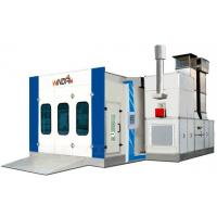 Buy cheap RG5S Diesel Burner Down Draft Spray Booth For Car Painting Drying And Baking WD-905 from wholesalers