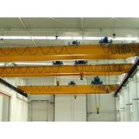 Buy cheap Yuantai Quickly Order Rail Mounted Industrial Double Girder Magnetic Overhead Crane from wholesalers