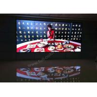 Buy cheap HD P2.5 Indoor LED Display Screen , LED Video Wall Rental 4K Wall Mounted Installation from wholesalers
