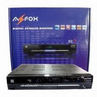 Buy cheap HD DVB-S2- Azfox S2s with Patch (Nagravision 2.0) from wholesalers