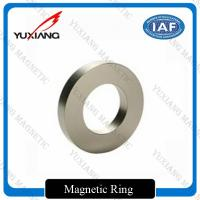 Buy cheap Industrial Sintered N38 Ring Neodymium Magnet Composite Professional Design from wholesalers