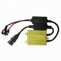 Wholesale 24V DSP CANBus HID Ballast with 16 to 32V DC Input Voltage and 3,000-hour Lifespan from china suppliers