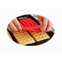 Buy cheap Kitchen Rectangle Silicone Baking Molds / Silicone Waffle Mould Bakeware Cooking Tools from wholesalers