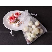 Buy cheap chinese Organza Gift Bags With Drawstring For Jewelry from wholesalers