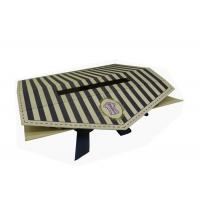 Buy cheap Recyclable Rigid Cardboard Boxes , Glossy White Collapsible Gift Boxes from wholesalers