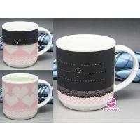 Buy cheap Hand Writing Color Changing Mug--VALENTINE GIFT from wholesalers