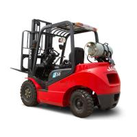 Buy cheap Gas Powered LPG Forklift Trucks 3500KGS Load Capacity 3m - 6m Lift Height from wholesalers