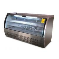 Buy cheap Supermarket Fan Cooling Electronic cold display case for deli Food from wholesalers