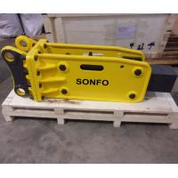 Buy cheap High pressure excavator for sale used backhoe hydraulic breaker jack hammer for demolition trenching road construction from wholesalers