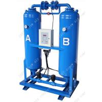 Buy cheap Heatless Type Desiccant Compressed Air Dryer 25 m3 / Min Low Dew Point 2~10℃ from wholesalers