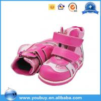 Buy cheap Fancy Pink Baby Comfort Sole Girls Shoes Import Baby Shoes China from wholesalers