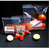 Buy cheap Ziplock Fresh Shield Freezer Bags, Water Approval Gallon slider Bags for Home Storaging, reclosable printed zip lock bag from wholesalers