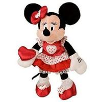 Buy cheap Hot Disney Valentines Holiday Minnie Mouse Plush Toys from wholesalers