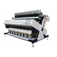 Buy cheap Reject Chalky Wheat Color Sorter Machine Multi Channels In Wheat Flour Milling Line from wholesalers