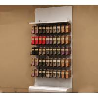 Buy cheap Flexible Design Sports Display Rack Single Side Wall Display Rack For Stockings from wholesalers