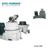 Buy cheap Micro Superfine Fine Powder Turbo Milling Machine For Mineral Fillers from wholesalers
