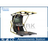 Buy cheap Amusement Arcade Dance Machine Coin Operated / Simulator Musical Game from wholesalers