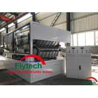Wholesale PVC Roofing Tile Production Line / ASA Polymer Roof Tile Making Machine / PVC Spanish Roofing Tile Making Machine from china suppliers