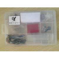 Buy cheap Small Solderless Breadboard Experiment Project Kit With Many Components from wholesalers
