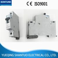 Buy cheap STX3-63 Series Miniature Breaker MCB 1 Pole IEC 60898 Standard For Protecting Cables from wholesalers