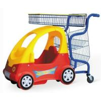 China kids shopping trolley on sale