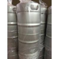 Buy cheap US beer barrel 30L capacity, stackable , pickling and passivation, for brewing beer , and beverages from wholesalers