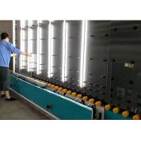 Buy cheap IG Press Low E Double Glazing Glass Machine 3-15 Mm Thickness Easy Maintainace from wholesalers