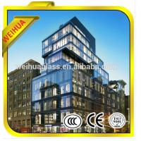 Buy cheap High quality double glazed tempered low e glass from wholesalers
