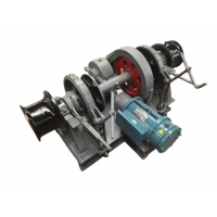 Buy cheap 20kW Motor Power Carbon Steel Chain Wheel 46mm Marine Anchor Windlass from wholesalers