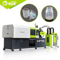 Buy cheap 700mm Openning Stroke LSR Horizontal Injection Moulding Machine from wholesalers