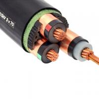 Buy cheap 12 KV Medium Voltage Cable Fire Resistant DSTA SWA AWA Armoured Types from wholesalers