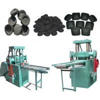 Buy cheap BBQ Shisha Wood Sawdust Coconut Shell Olive Shell Charcoal Briquette Press Making Machine from wholesalers