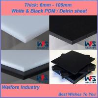 Buy cheap POM / Delrin plate from wholesalers