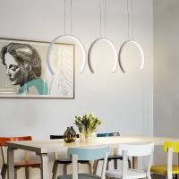 Buy cheap Modern Triple pendant light Acrylic Lampshade For Kitchen Dining room Lamp (WH-AP-06) from wholesalers