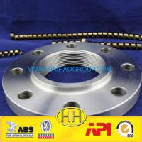Wholesale ANSI, ASME, ASA, B16.5 THREADED SCREWED FLANGE CLASS 150 / 300 / 600 from china suppliers