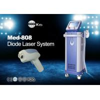 Buy cheap Professional Painless Permanent Comfortable Cooling Diode Laser Hair Removal Machine from wholesalers