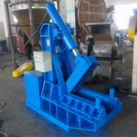 Wholesale Hydraulic Tyre Cutting Machine Production Line Making Rubber Powder from china suppliers