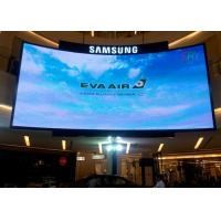 Buy cheap 2000cd / Sqm HD SMD 3 In 1 Mobile Led Advertising Screens Super Light from wholesalers
