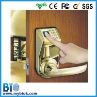 Buy cheap Hot High Security Digital Fingerprint Door Lock Bio-LA9 from wholesalers