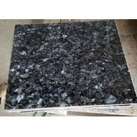 Buy cheap Natural Azul Blue Pearl Royal Polished Norway Blue 12X12 Granite stone tiles slabs from wholesalers