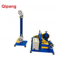 Buy cheap qipang Automatic cable winding Machine wire rewinding machine  coiling cable manufacturing equipment from wholesalers