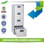 Buy cheap 4 drawer Anti-tilt drawer filing cabinet from wholesalers