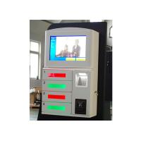 Wholesale Magstripe Card / IC Card / Member Card Accepted Cell Phone Charging Station with 19 Inch Touch Screen from china suppliers
