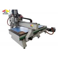 Buy cheap Acrylic Engraving 4 Axis CNC Router Engraver Milling Machine With Three Spindles from wholesalers