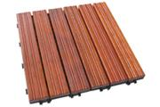 Buy cheap Eucalyptus Solid Wood Outdoor Decking Smooth Flat/ Anti-slip Building Materials for Constrution China Supplier from wholesalers