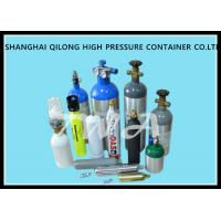 Buy cheap Alloy Steel High Pressure 5L Compressed Oxygen Tank for Medical use from wholesalers